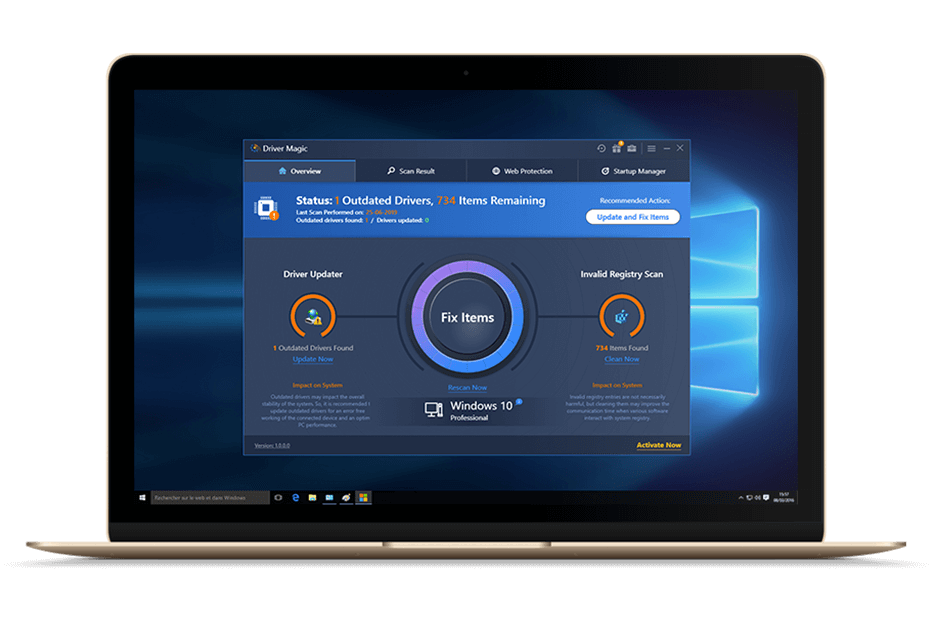 Driver Magic: Advanced Driver Updater Software to Update System Drivers